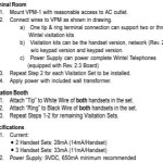 VPM-1 Installation Instructions